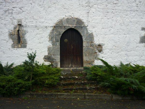 1. saria. Gaia: San Kristobal ermita