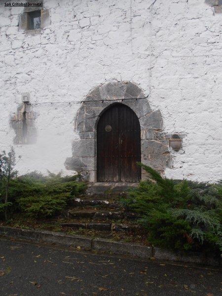 Antolakuntzak aukeratua. Gaia: San Kristobal ermita