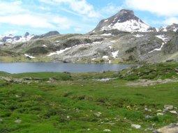 Lac Roumassot...